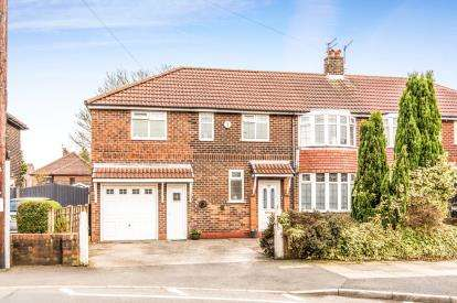 4 Bedrooms Semi Detached House for sale in Windmill Lane, Dane Bank, Denton, Greater Manchester