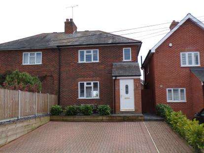 3 Bedrooms Semi Detached House for sale in Stisted, Braintree