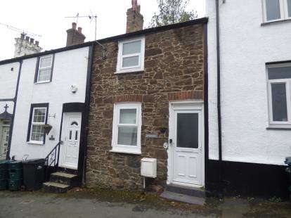 2 Bedrooms Terraced House for sale in Watkin Street, Conwy, North Wales, LL32