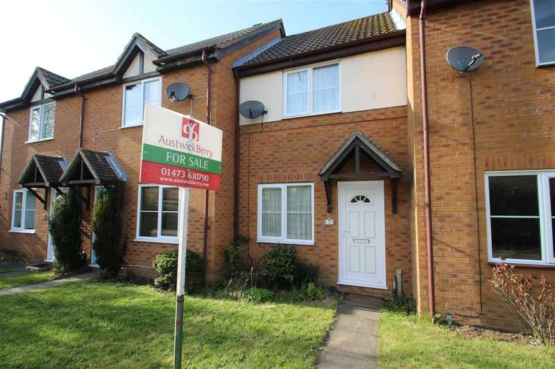 2 Bedrooms Terraced House for sale in Wolton Road, Kesgrave, Ipswich