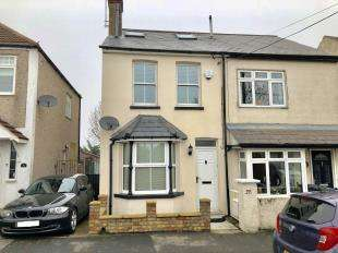 3 Bedrooms Semi Detached House for sale in Mill Road, Hawley, Dartford, Kent