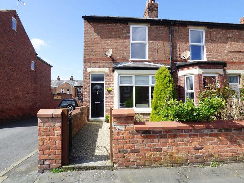 3 Bedrooms End Of Terrace House for sale in Trent Street, Lytham