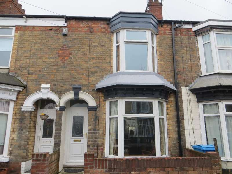 3 Bedrooms Terraced House for sale in Newstead Street, Hull, HU5 3NF