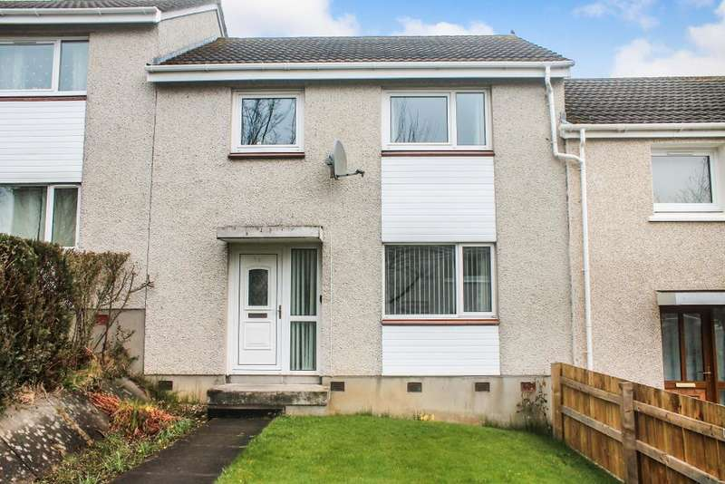 3 Bedrooms Terraced House for sale in Evan Barron Road, Inverness, IV2 4JD