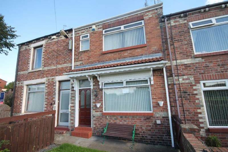 3 Bedrooms Terraced House for sale in Gurney Terrace, Close House, Bishop Auckland