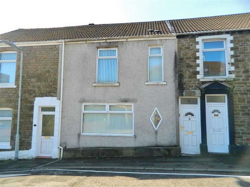 3 Bedrooms Terraced House for sale in Sydney Street, Brynhyfryd