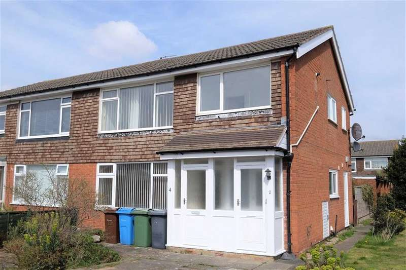 1 Bedroom Apartment Flat for sale in Pickering Close, St Annes