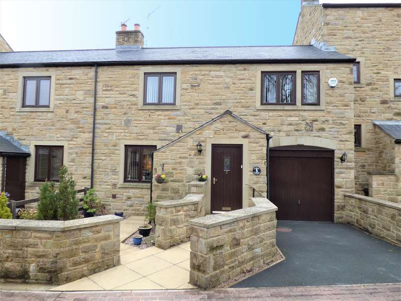 3 Bedrooms Terraced House for sale in Fairway Cottage, St. Robert Close, Gargrave