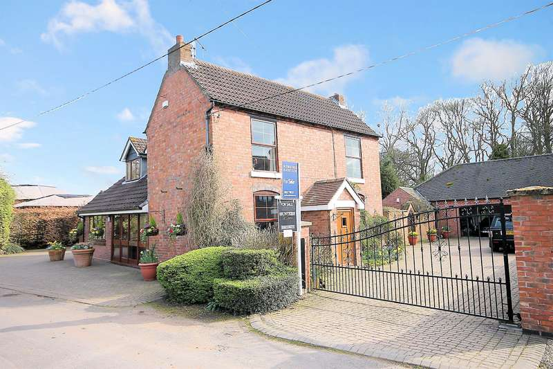 4 Bedrooms Detached House for sale in Latimers Rest, Hipsley Lane, Baxterley, CV9 2HS