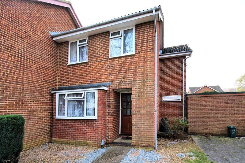 3 Bedrooms End Of Terrace House for sale in Knightswood, Woking, Surrey, GU21