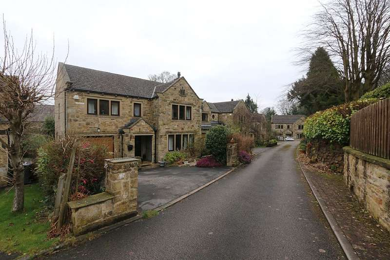 4 Bedrooms Detached House for sale in Cairn Close, KEIGHLEY, West Yorkshire, BD20 6UR