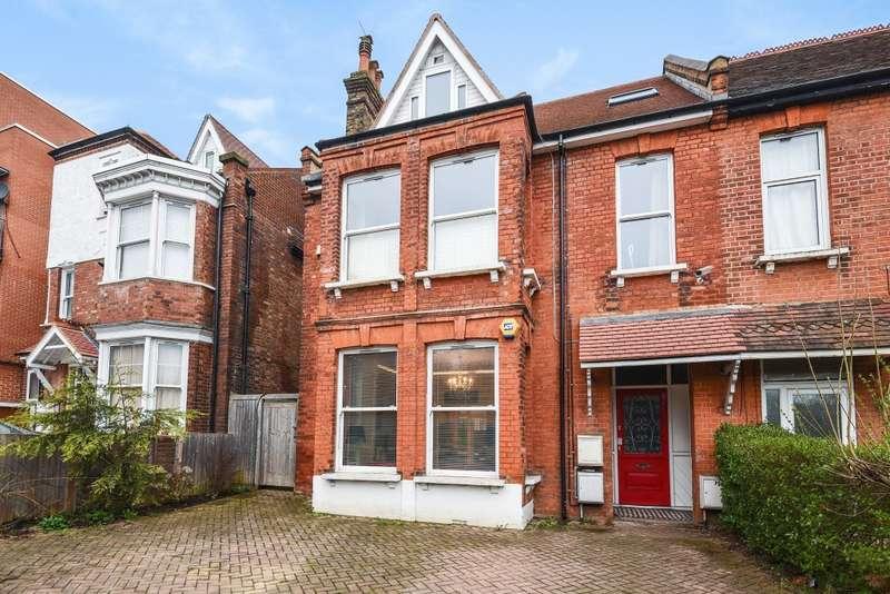 2 Bedrooms Flat for sale in Kenton Road, Harrow on the Hill, HA1