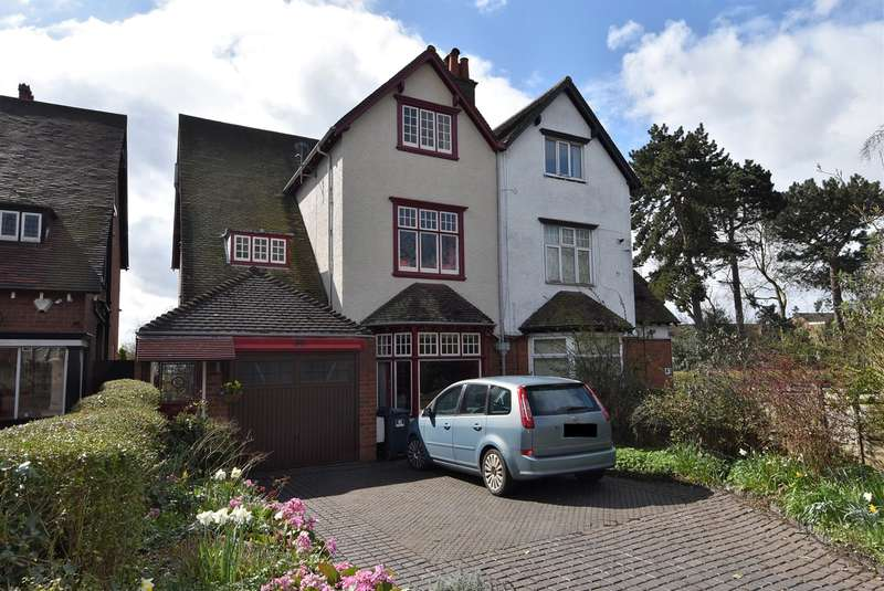 6 Bedrooms Semi Detached House for sale in Middleton Hall Road, Kings Norton, Birmingham, B30