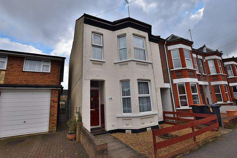 3 Bedrooms End Of Terrace House for sale in Burr Street, South West Dunstable
