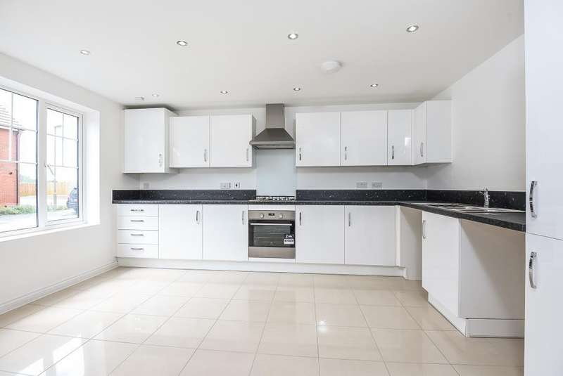 4 Bedrooms Detached House for rent in Didcot, Oxfordshire, OX11