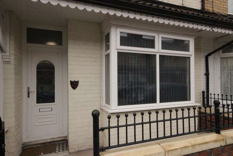 3 Bedrooms Terraced House for rent in Curzon Street, Hull, East Yorkshire, HU3 6PH