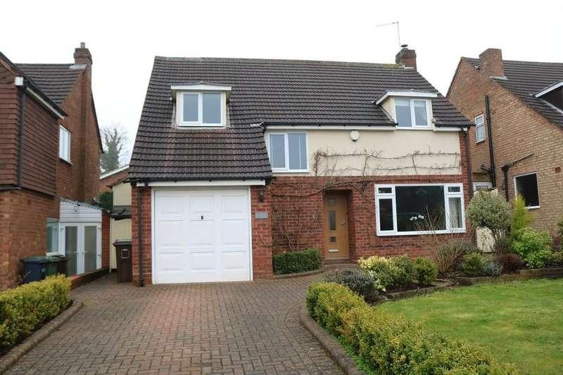 4 Bedrooms Detached House for sale in Arden Road, Dorridge
