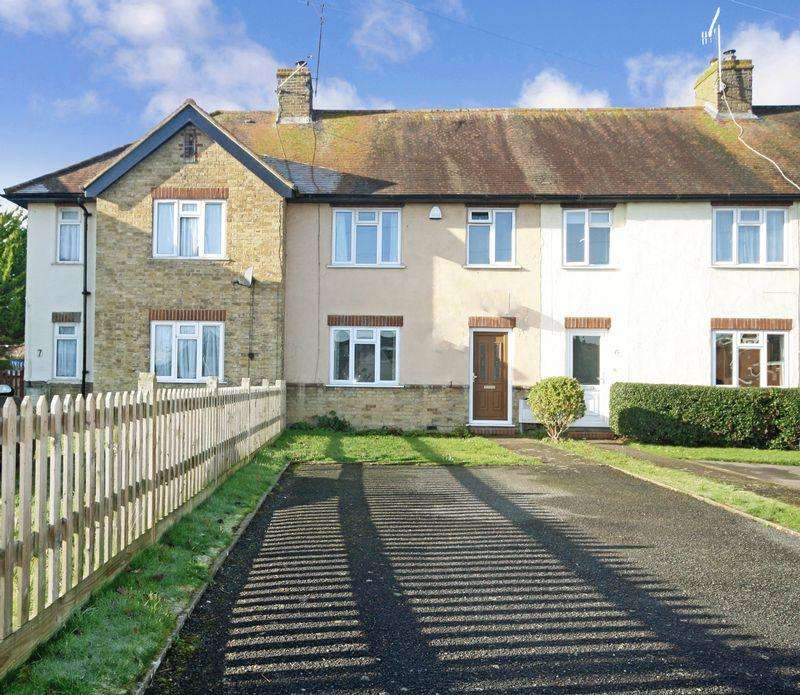3 Bedrooms Terraced House for sale in New House Terrace, Edenbridge