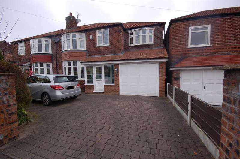4 Bedrooms Semi Detached House for sale in Eastleigh Road, Heald Green, Cheadle, Cheshire SK8
