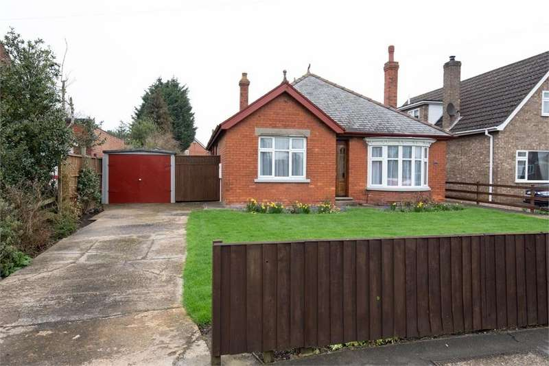 3 Bedrooms Detached Bungalow for sale in Tower Road, Boston, Lincolnshire