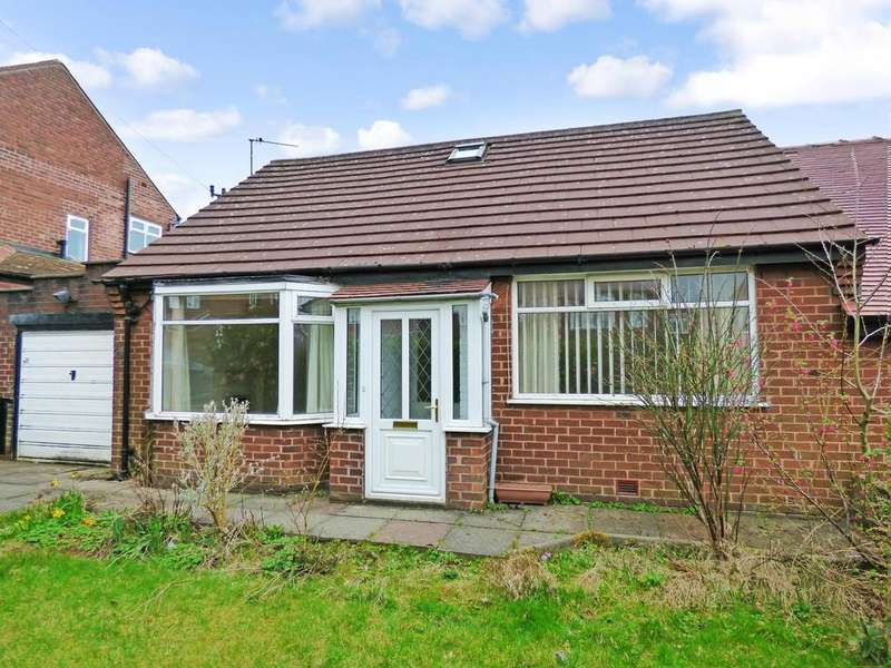 2 Bedrooms Semi Detached Bungalow for sale in Ridge Road, Marple South, SK6