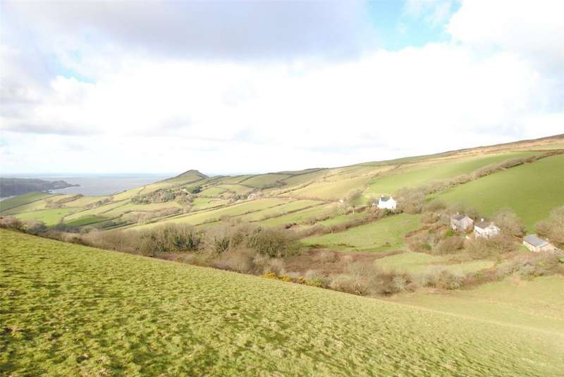 4 Bedrooms Detached House for sale in Combe Martin, Devon