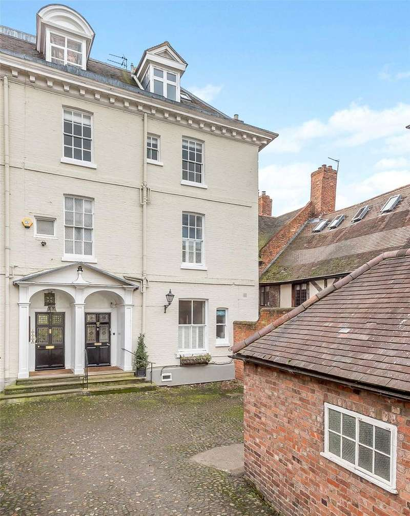 6 Bedrooms Town House for sale in College Hill, Shrewsbury