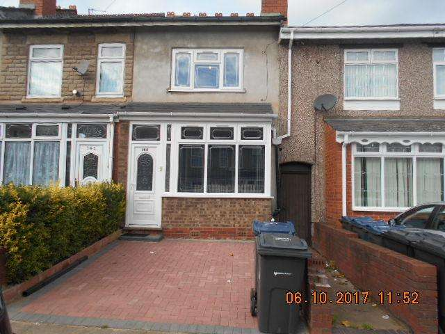 3 Bedrooms Terraced House for sale in Heather Road, Small Heath, Birmingham B10