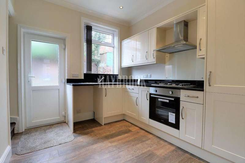 3 Bedrooms Terraced House for sale in Tennyson Road, Walkley.