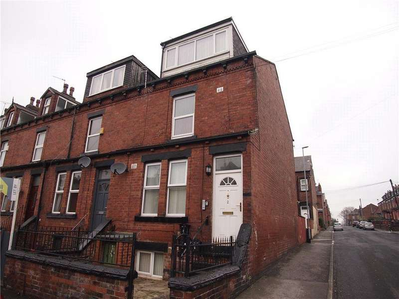 4 Bedrooms Terraced House for sale in Salisbury Avenue, Armley, Leeds