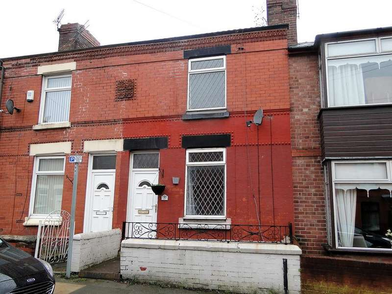 2 Bedrooms Terraced House for sale in Prescot L34