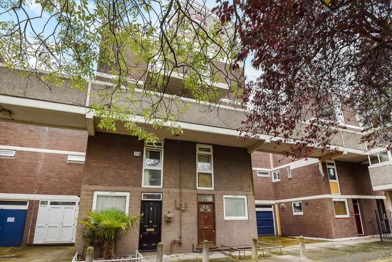 3 Bedrooms Maisonette Flat for sale in Guildford Road, Stockwell