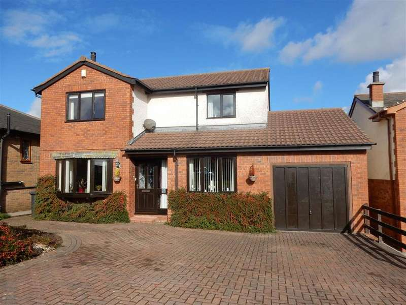 5 Bedrooms Detached House for sale in The Spinney, Morecambe
