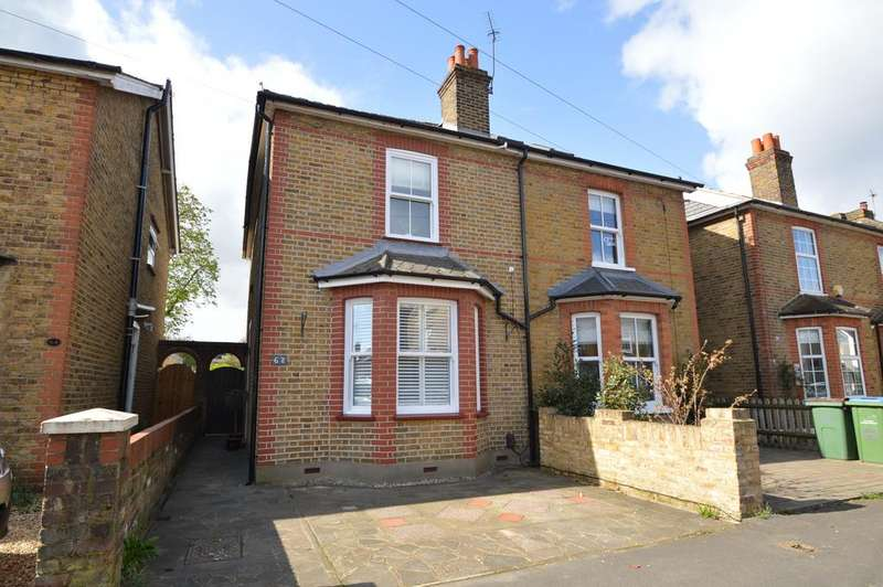 2 Bedrooms Cottage House for sale in Albany Road, HERSHAM, WALTON ON THAMES KT12