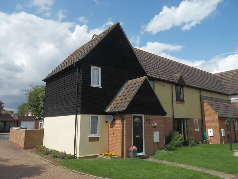 1 Bedroom End Of Terrace House for sale in HIGHFIELD COURT, HIGHFIELD AVENUE, DOVERCOURT CO12