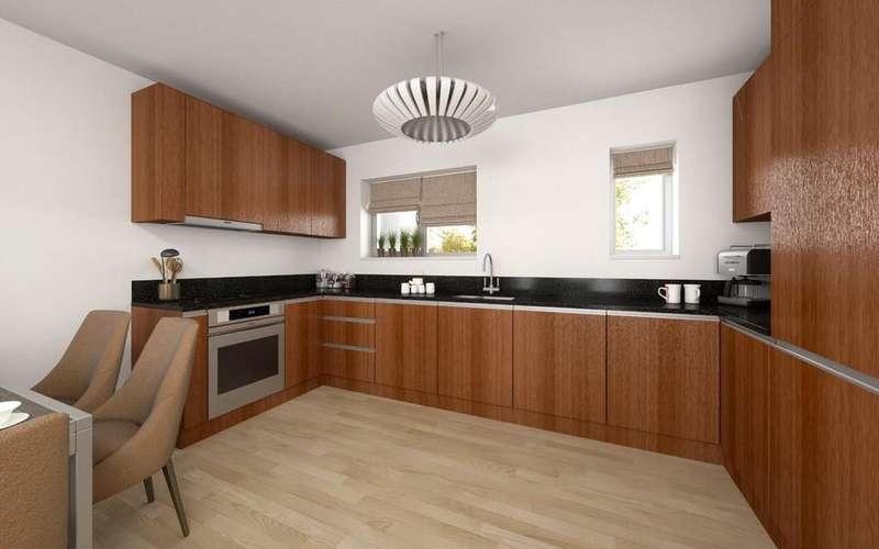 2 Bedrooms Detached House for sale in Malpas Road, Brockley, London
