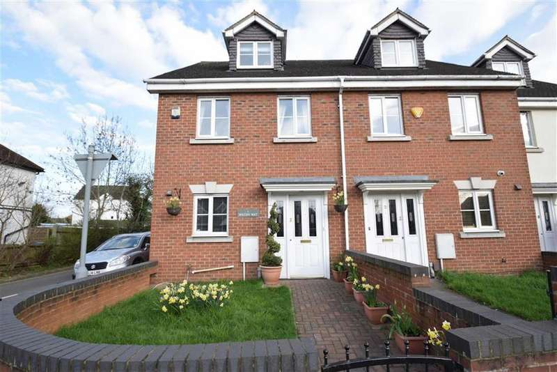 3 Bedrooms End Of Terrace House for sale in Wilcon Way, Watford, Hertfordshire