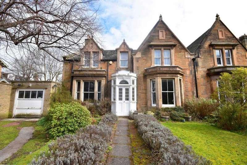 4 Bedrooms Semi Detached House for sale in 6 Seton Place, Edinburgh, EH9 2JT