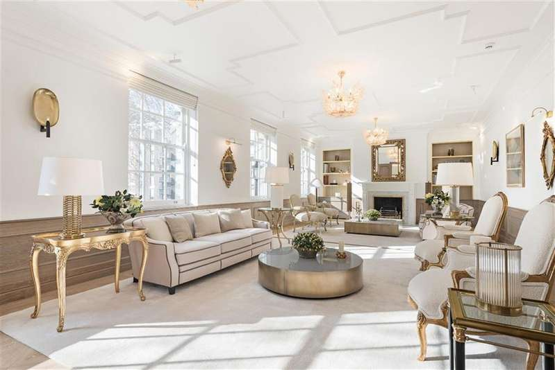 5 Bedrooms Flat for sale in Orchard Court, Portman Square, Marylebone, London, W1H