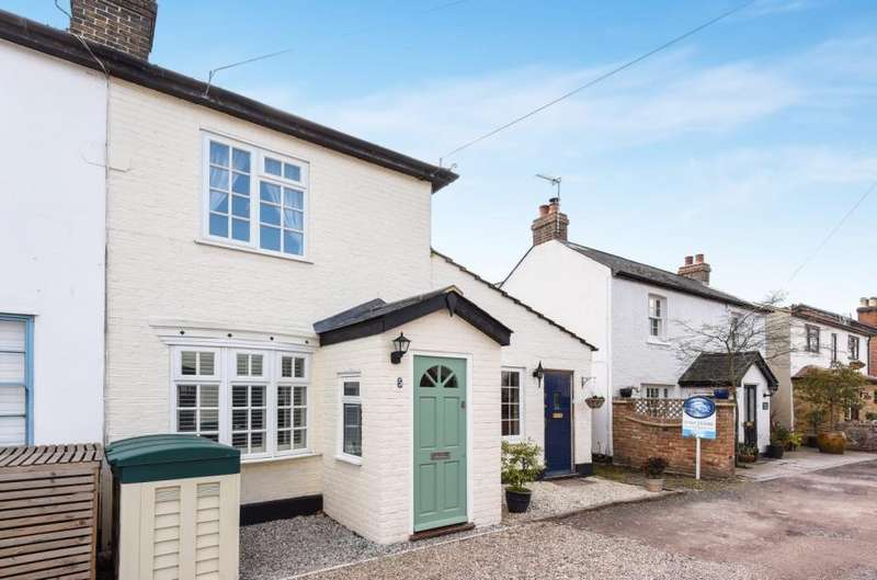 2 Bedrooms Terraced House for sale in Police Station Road, Hersham