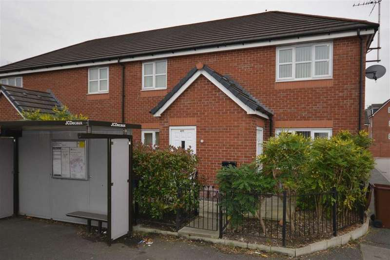 2 Bedrooms Apartment Flat for sale in Liverpool Road, Platt Bridge, Wigan, WN2