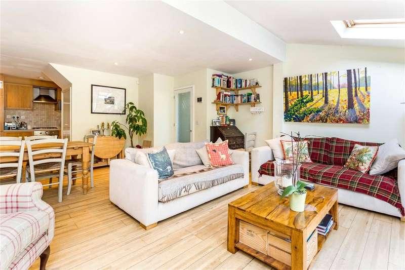 2 Bedrooms Maisonette Flat for sale in Earlsfield Road, Earlsfield, London, SW18