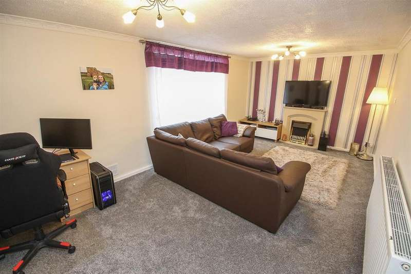 4 Bedrooms End Of Terrace House for sale in Thirston Way, Newcastle Upon Tyne