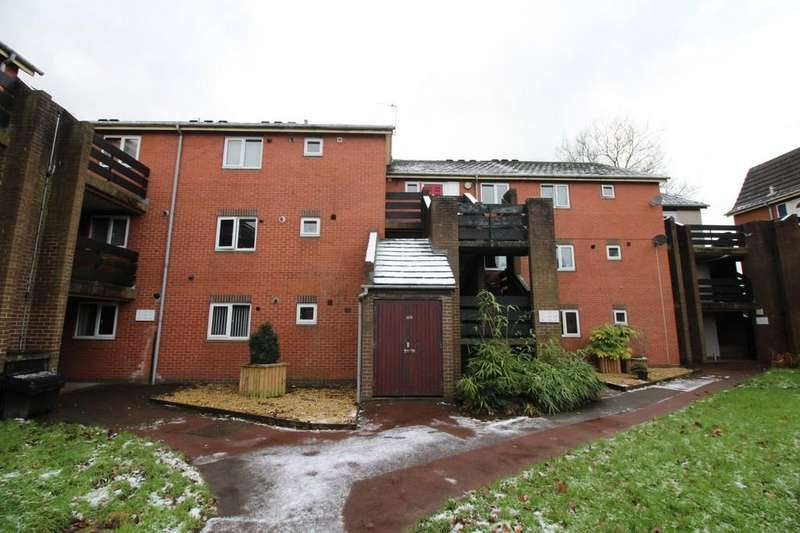 1 Bedroom Ground Flat for sale in The Paddock, Fulwood