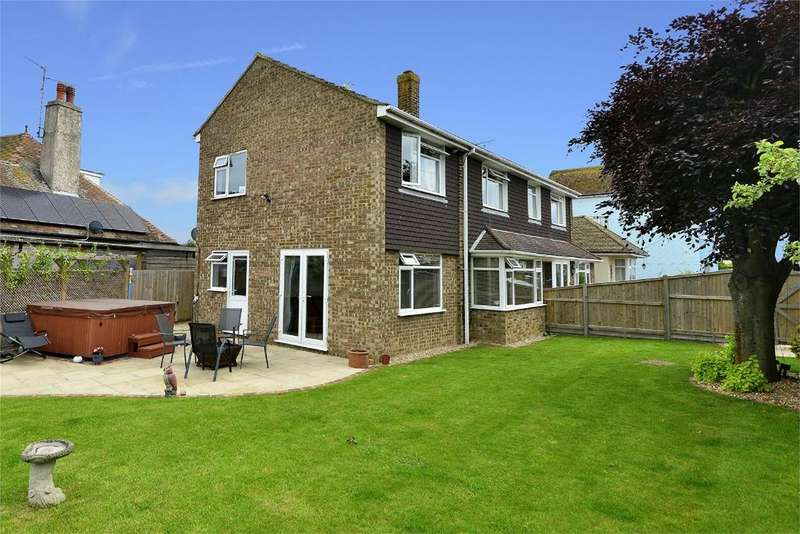 5 Bedrooms Detached House for sale in Ridgeway Cliff, Herne Bay, Kent