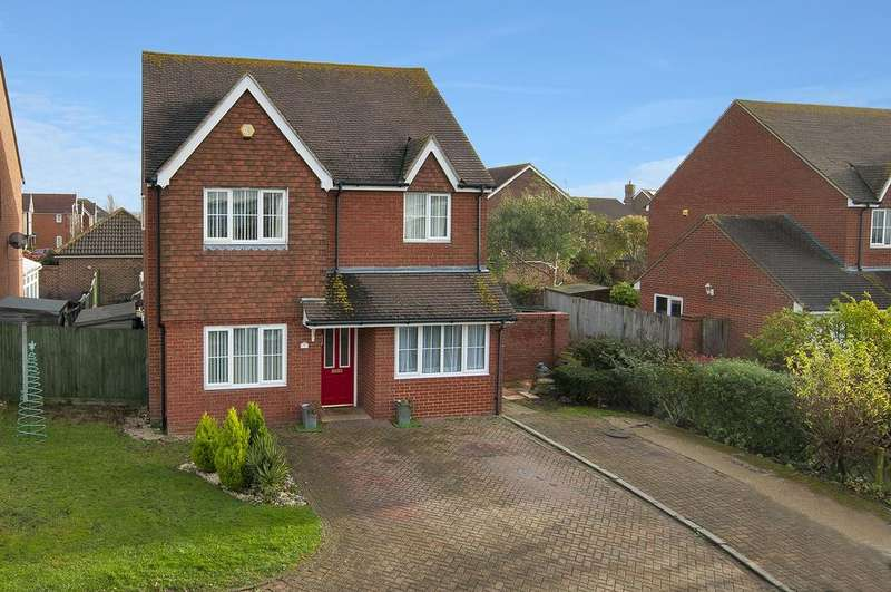 5 Bedrooms Detached House for sale in Bullockstone Road, Herne Bay, Kent