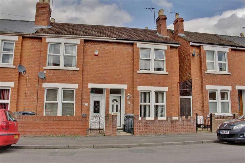3 Bedrooms End Of Terrace House for sale in Hanman Road, Gloucester