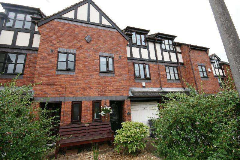 3 Bedrooms Mews House for sale in Sheringham Way, Poulton-Le-Fylde, FY6 7EE