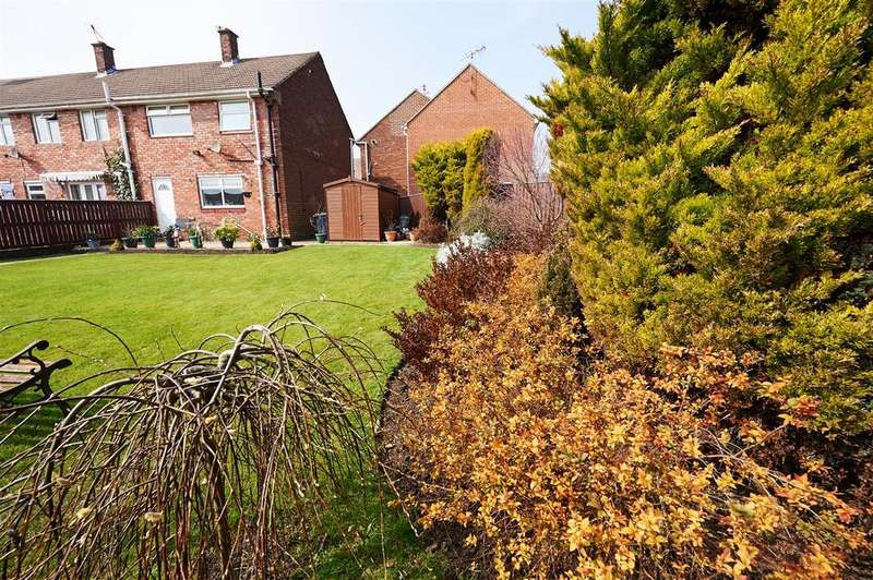 2 Bedrooms Semi Detached House for sale in Archer Square, Sunderland