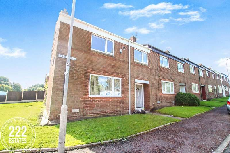 3 Bedrooms End Of Terrace House for rent in Park Road, St Helens, WA9